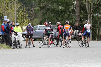 Shawnigan Lake Hill Climb, April 28, 2012