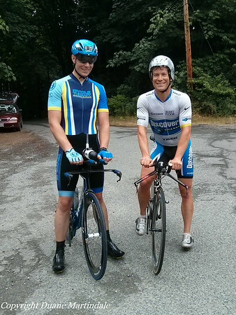 Fastest 40k was by David Huntley, and fastest 20k TT was by David and Don Gillmore in a 2 man team.