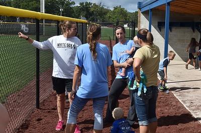 Bethel College Softball - 2016 Alumni Game