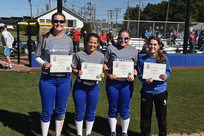 Bethel College Softball - Alumni Game 2017