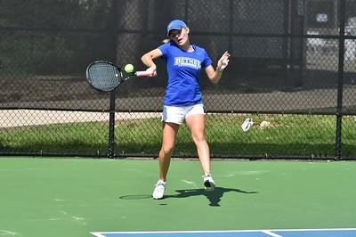 Bethel College Tennis - 2016 vs Olivet College