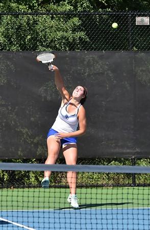 Bethel College Tennis - 2016 vs Trine University