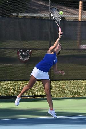 Bethel College Tennis - 2017 vs Goshen College