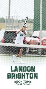 1 Landon Banner