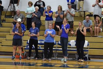 Bethel College Volleyball - 2016 vs MVNU