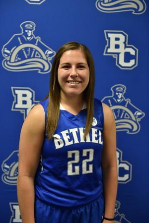 Bethel College Women's Basletball - 2016 Team Photos