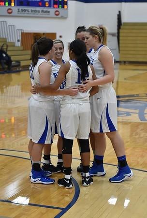 Bethel College Women's Basketball - 2016 vs University of St. Francis University IL