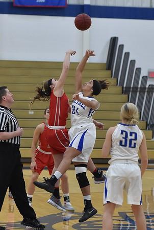 Bethel College Women's Basketball - 2017 vs Indiana Weslyan University