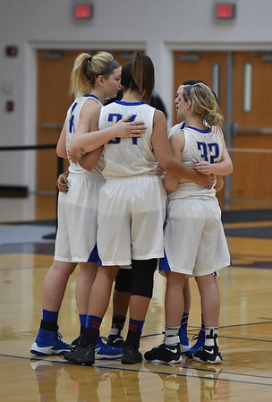 Bethel College Women's Basketball - 2017 vs St. Francis