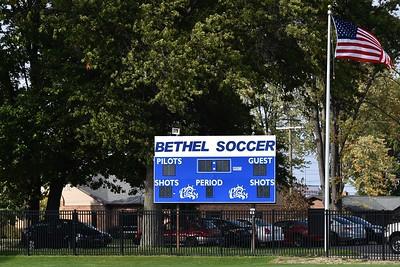 Bethel College Women's Soccer - 2016 vs Huntington University