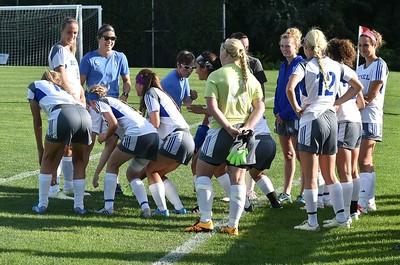Bethel College Womens Soccer - 2016 vs St. Xavier University