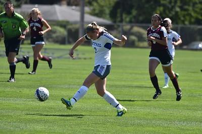 Bethel College Women's Soccer - 2017 vs Holy Cross