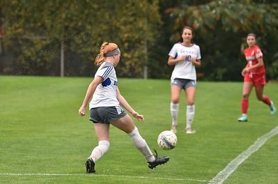 Bethel College Women's Soccer - 2017 vs Indiana Weslyan University