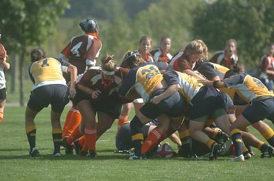 BGSU Women's Rugby 10/14/07
