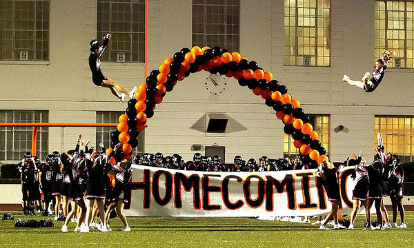 BHHS <br>Homecoming Game '06
