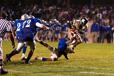 4 Shot touchdown series: #3 Not giving up!