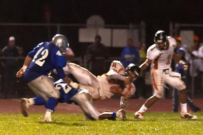 3 Shot touchdown series: #3 Diving across the goal line!