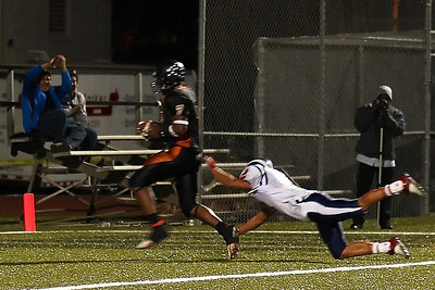 #3 of 3 Shot TD catch! Safe in the endzone!