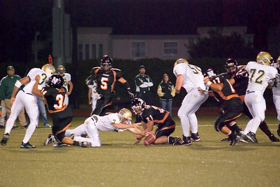 Two Shot Fumble Recovery: #1