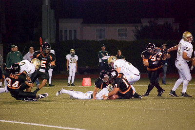 Two Shot Fumble Recovery: #2