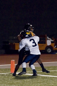 First of a two-shot TD catch.