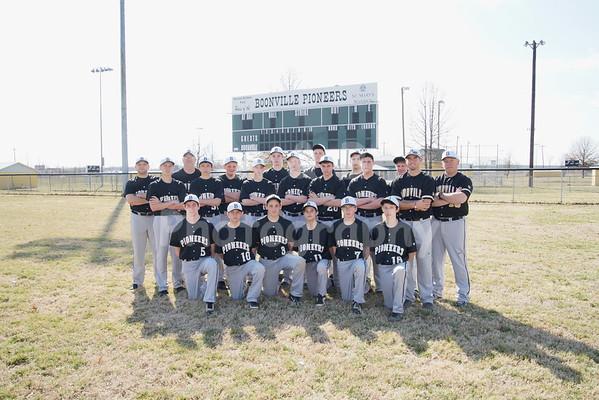 BHS Baseball 2013-2014