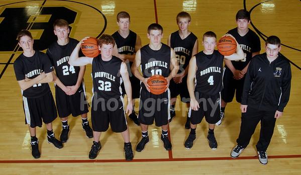 BHS Boys Basketball 2013-2014