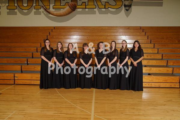 BHS Choir 2015-2016