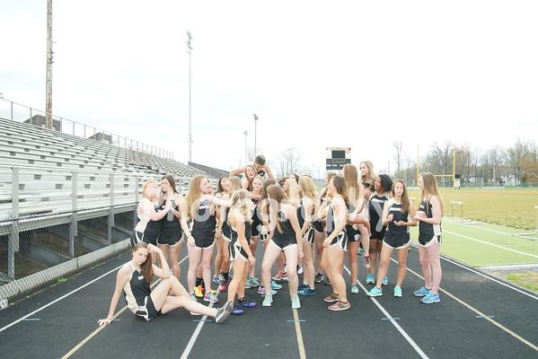 BHS Girls Track 2015-2016