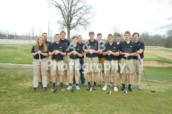 BHS Boys Golf 2016-2017