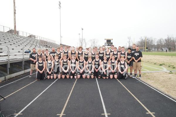 BHS Boys Track 2016-2017