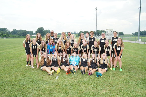BHS Girls Soccer 2016-2017
