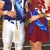 Christopher Aune | The Herald-Tribune<br /> The 2016 Batesville High School Homecoming King and Queen are Peyton Meyer and Carissa Werner.