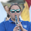 "Christopher Aune | The Herald-Tribune<br /> The clarinet is back ""in"" as the Batesville Band brought jazz to life Friday night."