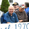 Will Fehlinger | The Herald-Tribune<br /> The Batesville High School Class of 1970 is celebrating its 50th reunion this year. Some members of the class enjoy Friday's homecoming parade.