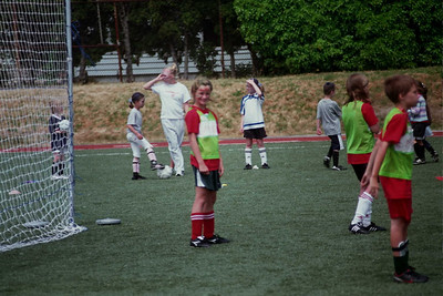 2008 BHS Summer Soccer Camp