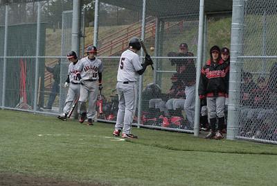 BHS Varsity Baseball 2009