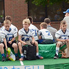 Will Fehlinger | The Herald-Tribune<br /> Batesville youth football was well represented during the homecoming parade Oct. 6