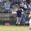 Will Fehlinger | The Herald-Tribune<br /> Much to the dismay of Franklin County's sideline, BHS quarterback Trey Heidlage breaks off one his 3 touchdown runs in the Bulldogs' win.