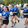 Will Fehlinger | The Herald-Tribune<br /> Batesville Middle School's dance team performs a routine at the homecoming parade