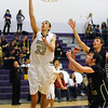 BHS02<br /> Boulder's Andre Rieder scores against Ft. Collins.<br /> Photo by Marty Caivano/Camera/Feb. 19, 2010