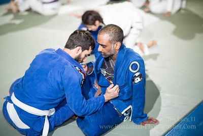 Andrew Smith BJJ Seminar - May 2016