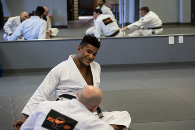 Giant Jiu Jitsu