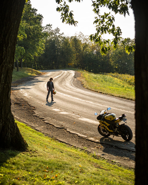 Late Summer Ride