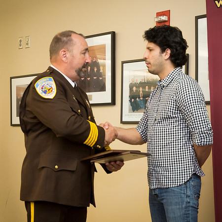Dane County Sheriff's Annual Awards Ceremony