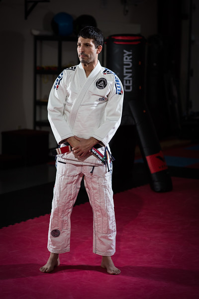 1st Degree Black Belt in Brazilian Jiu Jitsu Thales Blaso