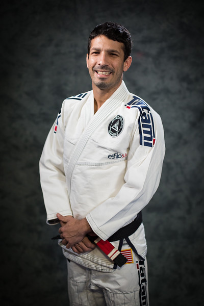 1st Degree Black Belt Thales Blaso