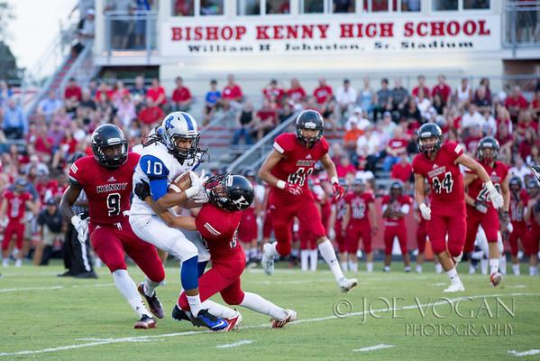 Bartram Trail HS vs. Bishop Kenny HS (August 29, 2014)