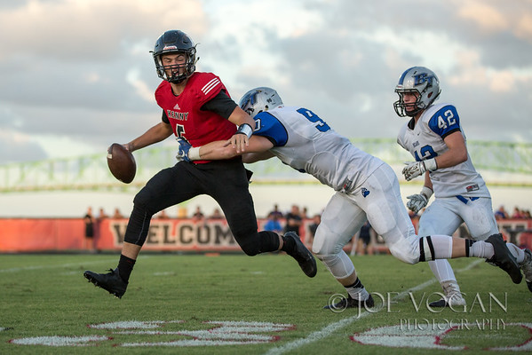 Bartram Trail H.S. vs. Bishop Kenny H.S.,  August 26, 2016