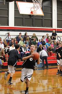 BLACKHAWKS vs VALLEY SPRINGS Boys Basketball